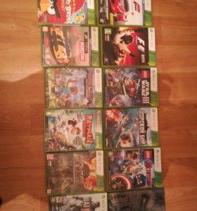 Диски на Xbox 360 возможен обмен