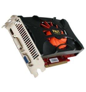 Видеокарта Nvidia geforce gtx460 768мб