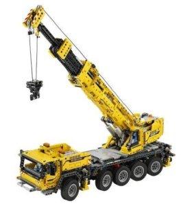 LEGO Technic 42009:Mobile Crane Mk2