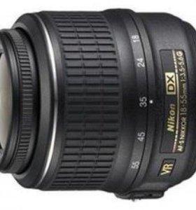 Nikon AF-S 18-55mm3.5-5.6G
