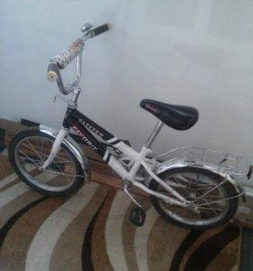 """Велосипед детский FAVORIT модель """"Сатурн"""" 16"""