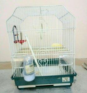 Большая Клетка-комплект для птиц
