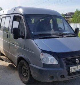 """ГАЗ 22171 """"Соболь"""" 2011 года выпуска"""