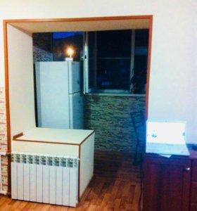 Квартира, студия, 27.5 м²