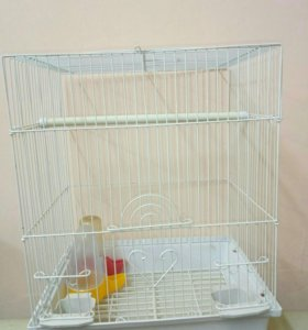 Клетка-комплект для птиц