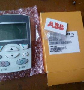 Пульт управления от частотника ABB.