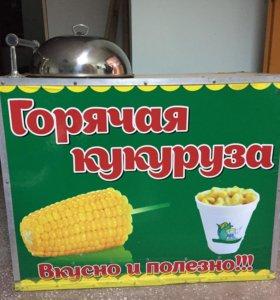 Пароварка для кукурузы