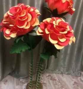 Цветок от 1 метра