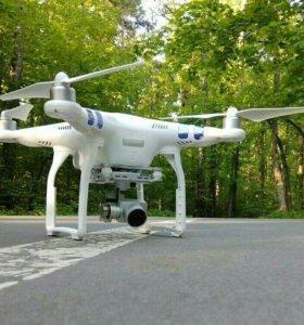 DJI 3 Phantom Advanced (квадрокоптер / дрон)