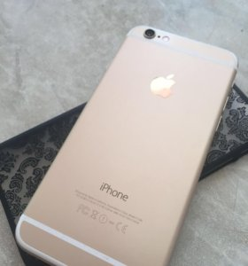Продам iPhone 6 gold