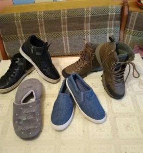 Обувь для мальчика р.36