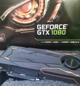 Видеокарта Gigabyte GeForce GTX 1080 OC
