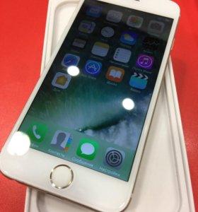 Айфон 6, на 16гб