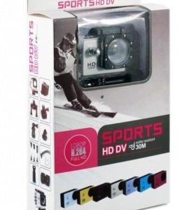 Новая Экшн камера Sport CAM HD DV Sport. Доставка