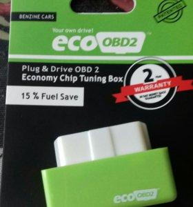 Чип экономии топлива ECO OBD2
