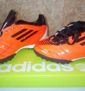 Кроссовки-бутсы Adidas