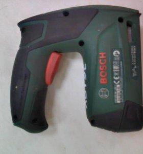 Степлер строительный Bosch PTK 3.6 Li