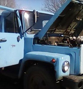 кабина газ 3307