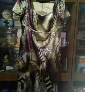 Платье 48 разм