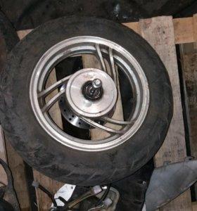Колесо от скутера r10