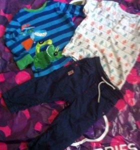 Одежда для модника от 0-3 лет