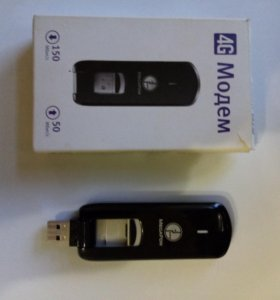 Модем 4G мегафон М 150-1