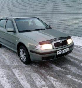 Skoda Octavia, 2002