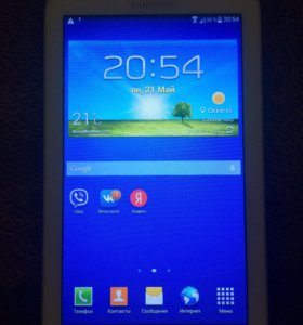 Samsung galaxy tab 3,3G