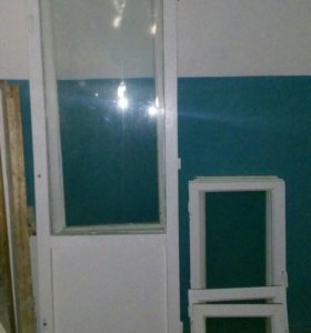 Балконные двери, окна