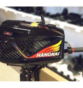 Подвесной лодочный мотор Hangkai (ханкай) 3.6 л.с