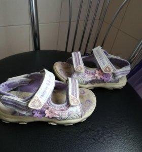 Детские сандали Топотам для девочки размер 24