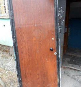 Интересует входная дверь