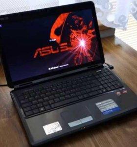Мощный ноутбук Asus для работы, учебы, развлечений