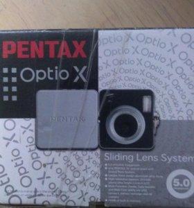 Pentax Optio X