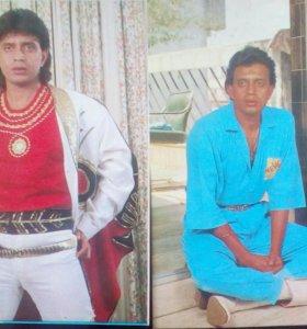 Открытки с индийскими актёрами