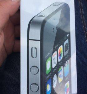 Запечатанный iPhone 4s(16GB)