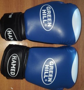 Перчатки боксёрские GREEN HILL