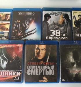 Blu-ray диски лицензия с фильмами