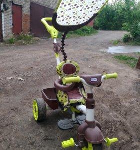 Велосипед детский для девочки. Торг
