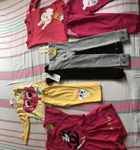 Одежда на девочку 2 года