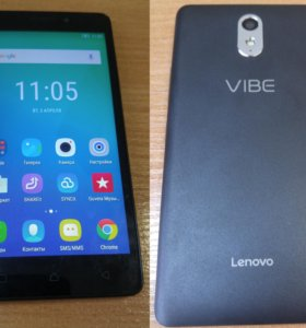 Lenovo K6 Power, vibe P1ma40, IdeaPhone P770, A536