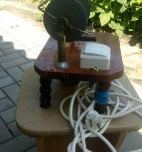 Электрическая прялка