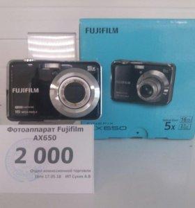 Фотоаппарат Fujifilm ax650