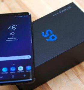 Samsung S9 Plus (Grey) 64 GB