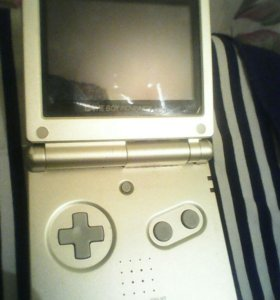 Game boy advance sp+9игр