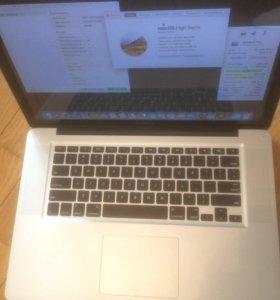 MacBook Pro 15 в хорошем состоянии