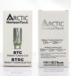 Запасная катушка 0.2; 0.5ohm для атомизатора Btdc