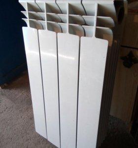 Радиатор биметаллический Новый