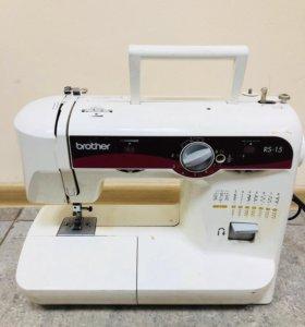 Швейная машина Brother RS-15