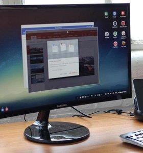 Ремонт компьютеров. Установка Windows и программ